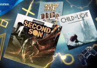 PlayStation Plus : les jeux offerts du mois de septembre 2017