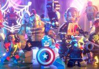 [GC2017] LEGO Marvel Super Heroes 2 : un trailer centré sur Chronopolis