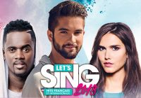 Let's Sing 2018 : Hits Français et Internationaux annoncé sur PS4, Switch et Wii !