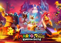 Un nouveau trailer tout en musique pour Mario + The Lapins Crétins: Kingdom Battle