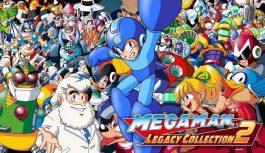 Mega Man Legacy Collection 1 et 2 sont disponibles sur Nintendo Switch