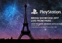 [PGW2017] Sony annonce une conférence pour la Paris Games Week