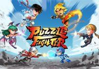 Un trailer de lancement pour Puzzle Fighter sur iOS et Android