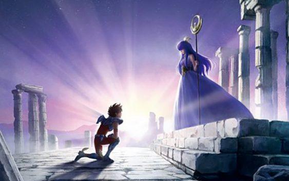 Saint Seiya : la Toei et Netflix annoncent un remake de l'anime