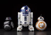 Sphero dévoile ses deux nouveaux droïdes Star Wars : R2-D2 et BB-9E