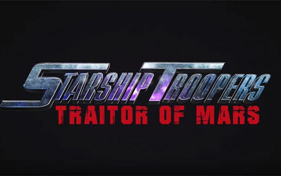 Une nouvelle bande annonce pour pour Starship Troopers: Traitor of Mars !