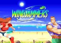 Windjammers : un trailer de lancement pour le jeu culte de la Neo Geo