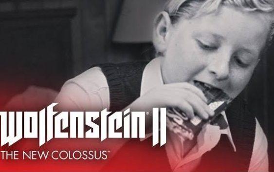 « Mon Frère Modèle », un nouveau court pour Wolfenstein II: The new Colossus