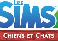 [GC2017] Les Sims 4 : l'extension Chiens et Chats annoncée !