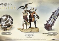 Assassin's Creed : Ubisoft annonce les Ubicollectibles Origins