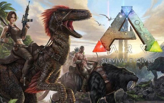 [TEST]Ark: Survival Evolved – de la survie et des dinos