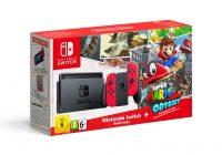 Nintendo Switch : un bundle avec Super Mario Odyssey annoncé !