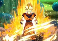 Dragon Ball FighterZ : un trailer entièrement dédié à Goku