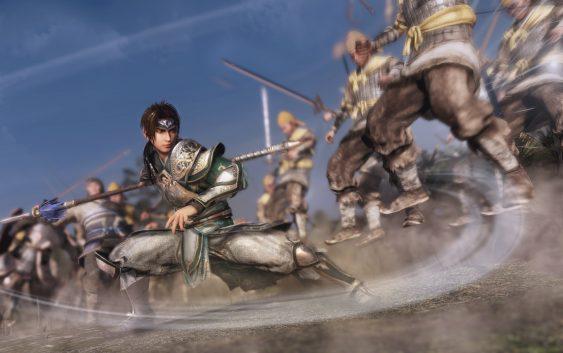 Une bande annonce de lancement pour Dynasty Warriors 9