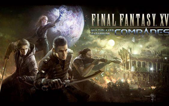 [TGS2017]Final Fantasy XV : une date et un trailer pour le DLC Frères d'Armes