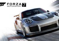 Une bande annonce de lancement pour Forza Motorsport 7