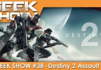 [TEST] Destiny 2 (PS4) : La suite d'un MMOFPS épique !