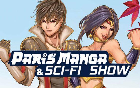 Retour sur Paris Manga & Sci-Fi Show 24ème édition