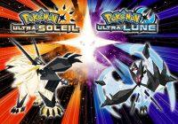 Un trailer de lancement pour Pokémon Ultra-Soleil et Pokémon Ultra-Lune
