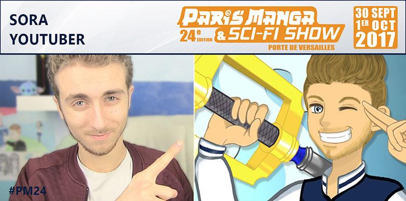Paris manga sci fi show 24 me dition du 30 septembre au 1er octobre 2017 - Expo paris octobre 2017 ...