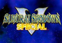 Un trailer de lancement pour Samurai Shodown V Special