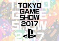 [TGS2017] PlayStation dévoile son line up pour le Tokyo Game Show