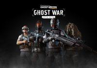 Une Bêta ouverte pour Ghost War, le mode PVP de Ghost Recon Wildlands