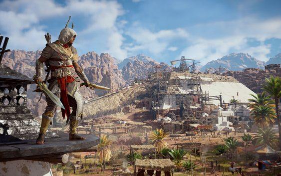 Assassin's Creed Origins dévoile son Season Pass