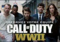 Call of Duty: WWII – une série de trailers live-action localisés