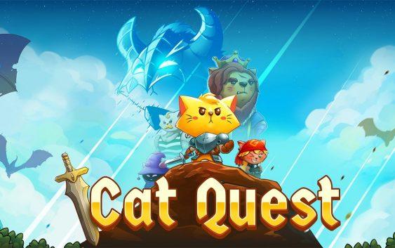 Cat Quest : l'histoire de l'Action-RPG félin se dévoile