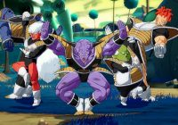Dragon Ball FighterZ : le commando du capitaine Ginyu prend la pose