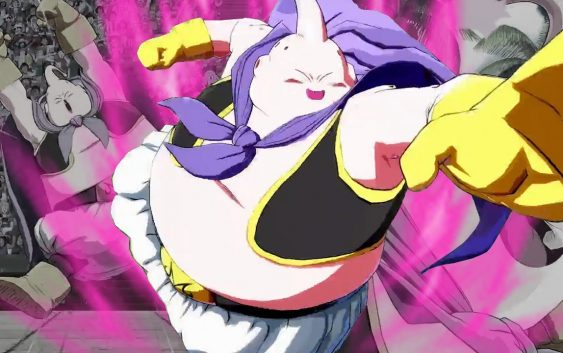 Dragon Ball FighterZ : un court trailer dédié à Majin Buu !