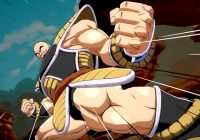 Dragon Ball FighterZ : Nappa sort de l'ombre et explose tout dans un court trailer