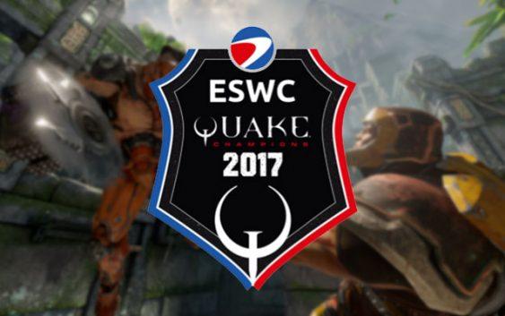 Quake Champions : le premier tournoi français aura lieu à la PGW 2017