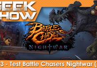 [TEST] Battle Chasers : Nightwar, Le RPG des fans de Comics !