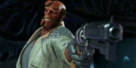 Injustice 2 : une bande annonce de gameplay pour Hellboy