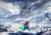 [PGW2017] Un nouveau trailer pour Horizon: Zero Dawn – The Frozen Wilds