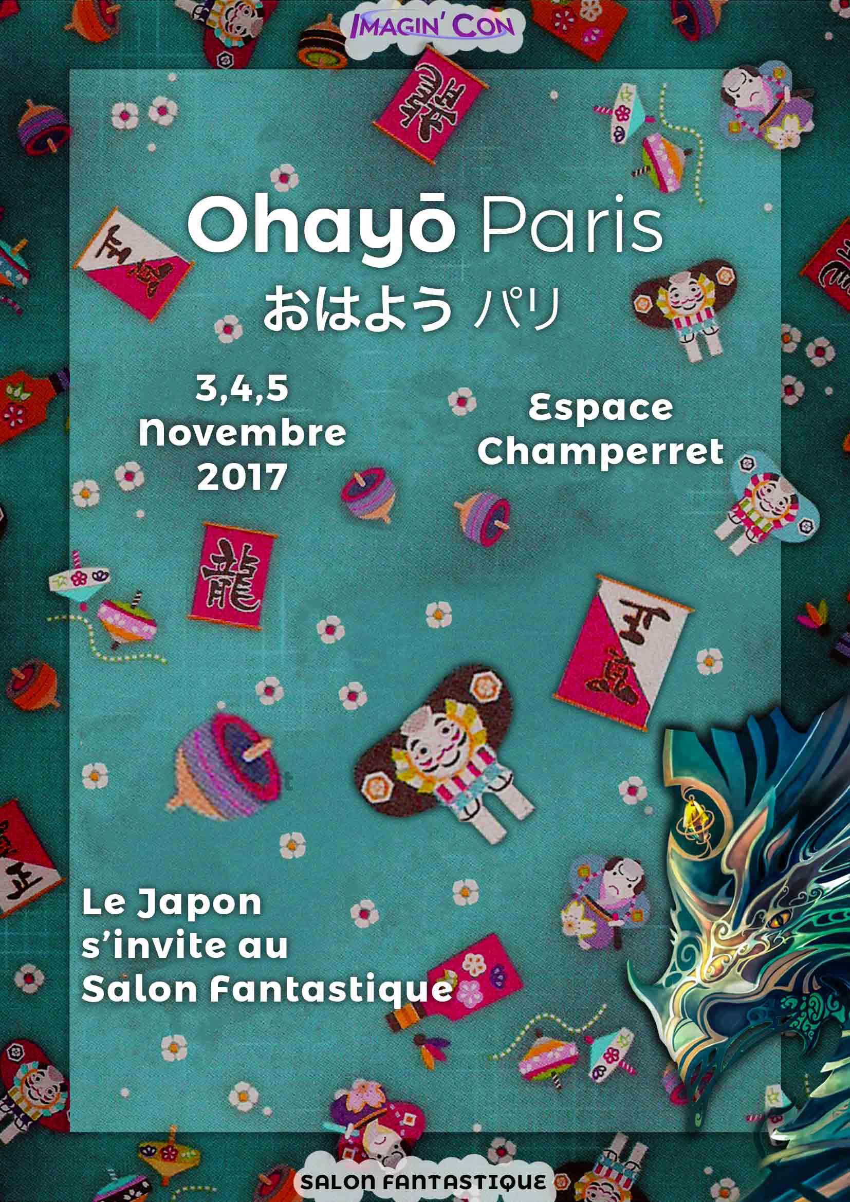 Ohayo Paris