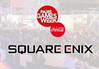 [PGW2017] Square Enix dévoile son line up pour la Paris Games Week