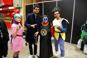 Paris Manga & Sci Fi Show 24 - Cosplay - Dragon Ball Z