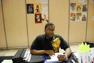 Paris Manga & Sci Fi Show 24 - Dessin - Steven Style