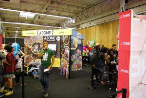 Paris Manga & Sci Fi Show 24 - Jeux Vidéo - JONE