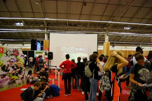 Paris Manga & Sci Fi Show 24 - Jeux Vidéo - Nintendo Switch 2