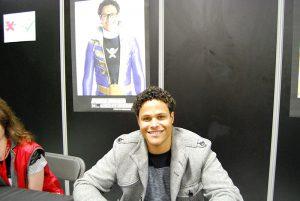 Paris Manga & Sci Fi Show 24 - Power Rangers Megaforce - John Mark Loudermilk