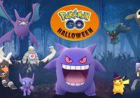 Pokémon GO : un événement spécial pour Halloween dès demain