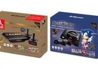 La SEGA Megadrive et l'Atari Flashback 8 Gold disponibles le 4 décembre