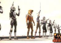 Une bande annonce finale pour la saison 4 de Star Wars Rebels