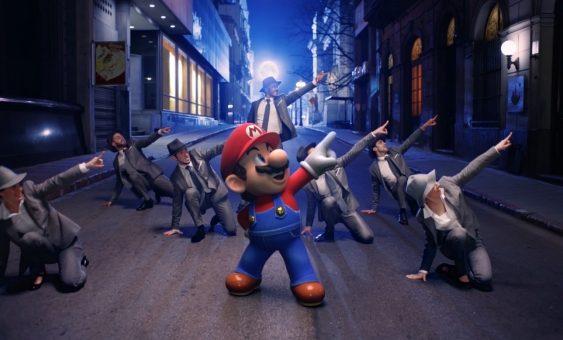 Super Mario Odyssey : «Jump Up, Super Star!» quand Mario se met à danser