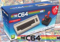 THEC64 MINI : le Commodore 64 est de retour en version mini !
