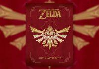 The Legend of Zelda – Art & Artifacts : Artbook ultime pour les fans !